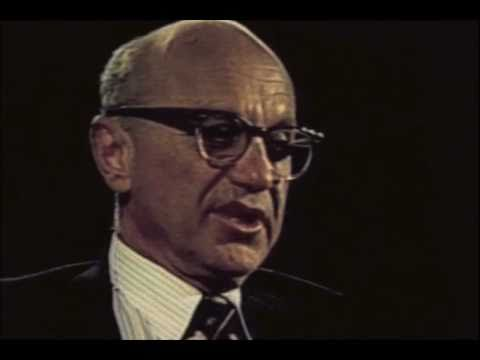Milton Friedman - Welfare State Dynamics