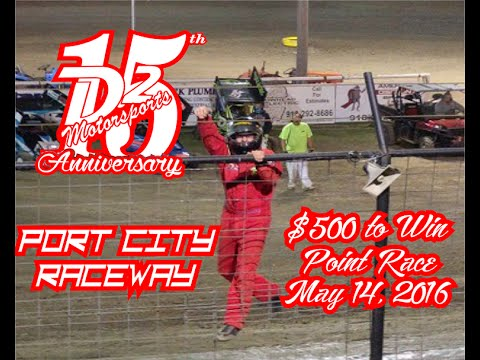 D2 Motorsports - Port City Raceway - $500 to win, May 14th, 2016