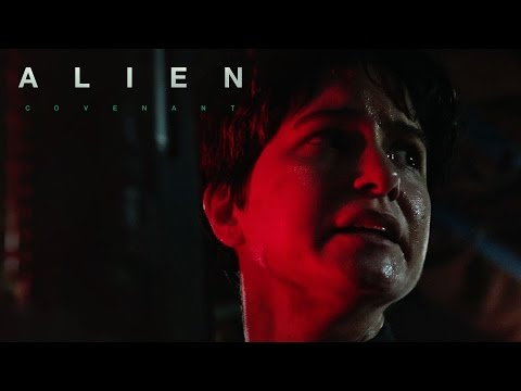 Alien: Covenant | She Won't Go Quietly | 20th Century FOX