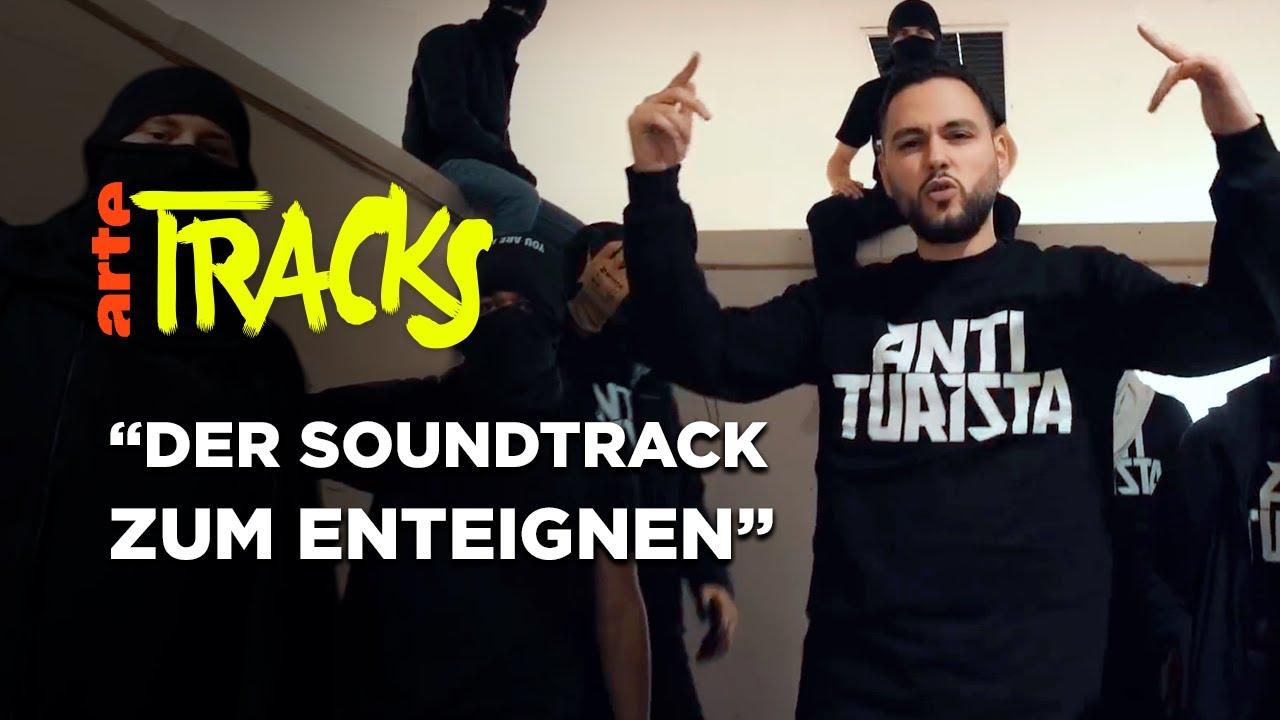 Gegen Verdrängung mit Rap: PTK liefert Hymnen für den Kiez   Arte TRACKS