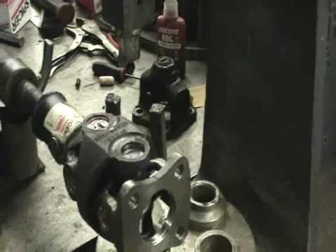New Ford F150 >> U Joint Removal and Installation the Easy Way - YouTube