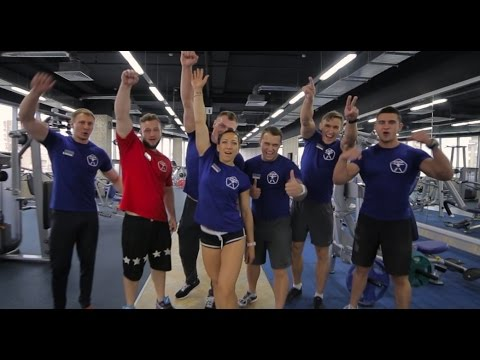 Открытие фитнес-клуба  С.С.С.Р. Обнинск