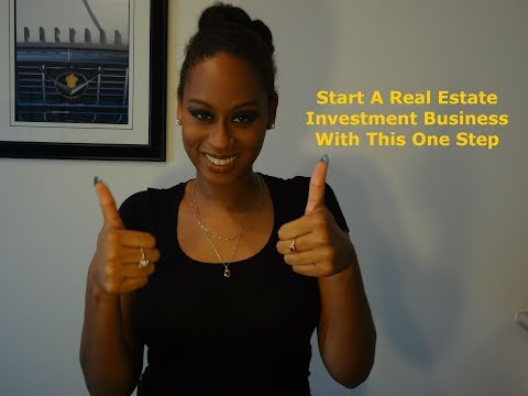 How To Start Real Estate Investment Company | Marissa Gentry