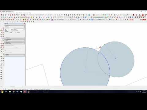 Recreating freeform hills, organic shapes, terrain modeling