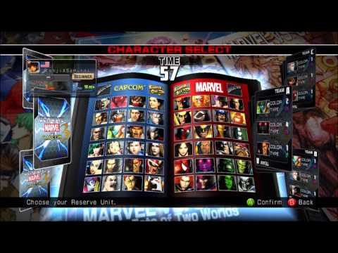 Girl talk Part 02 ft UMVC3 gameplay 720p