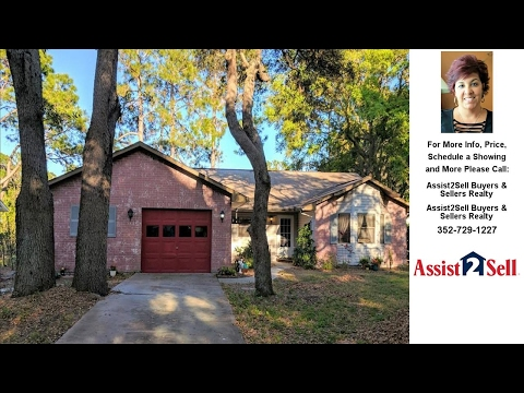35 Gordon Ct, Leesburg, FL Presented by Assist2Sell Buyers & Sellers Realty.