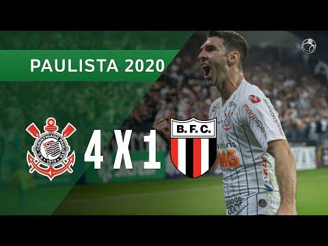 Corinthians Botafogo Sao Paulo Goals And Highlights