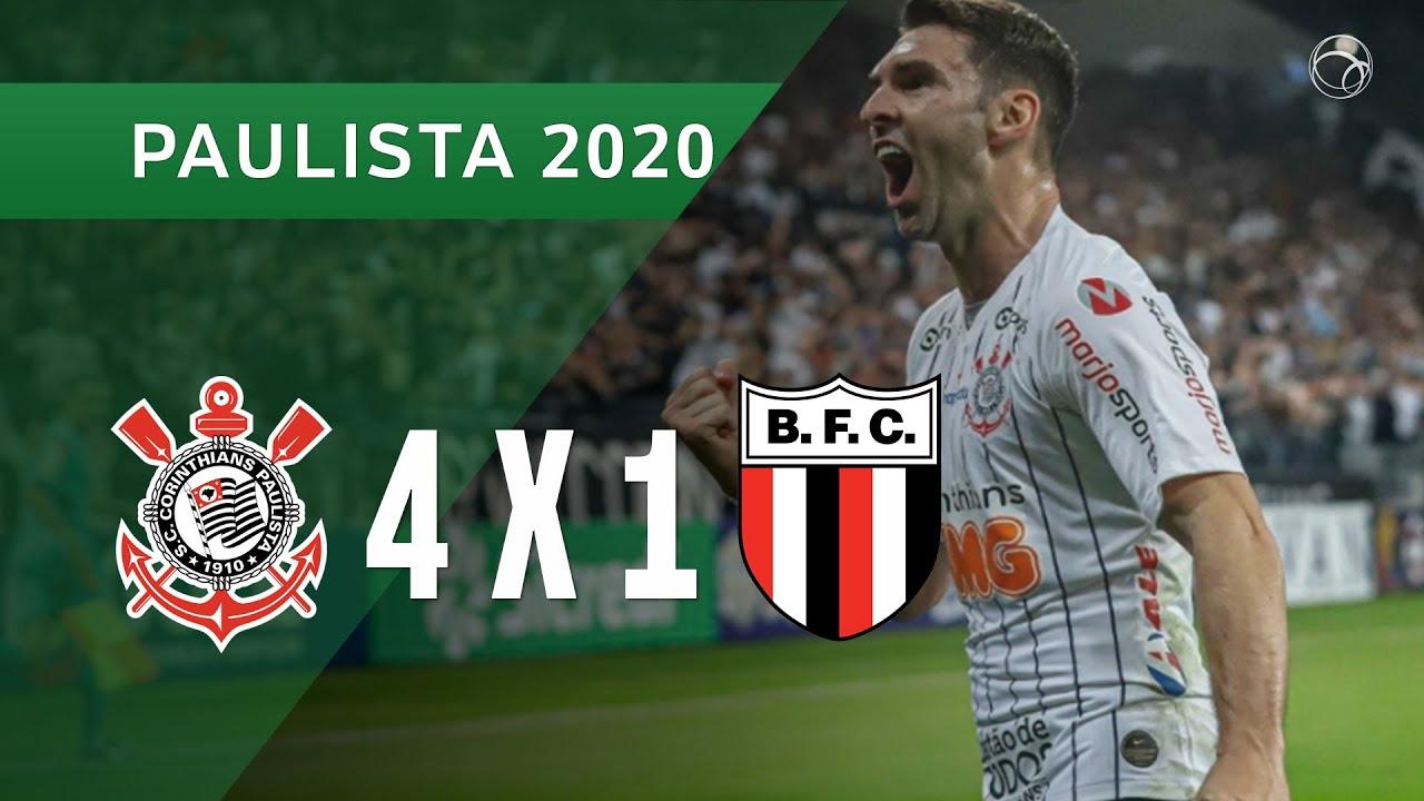 Corinthians Goleia Na Estreia Do Paulistao Com Tres Gols De Boselli 23 01 2020 Uol Esporte