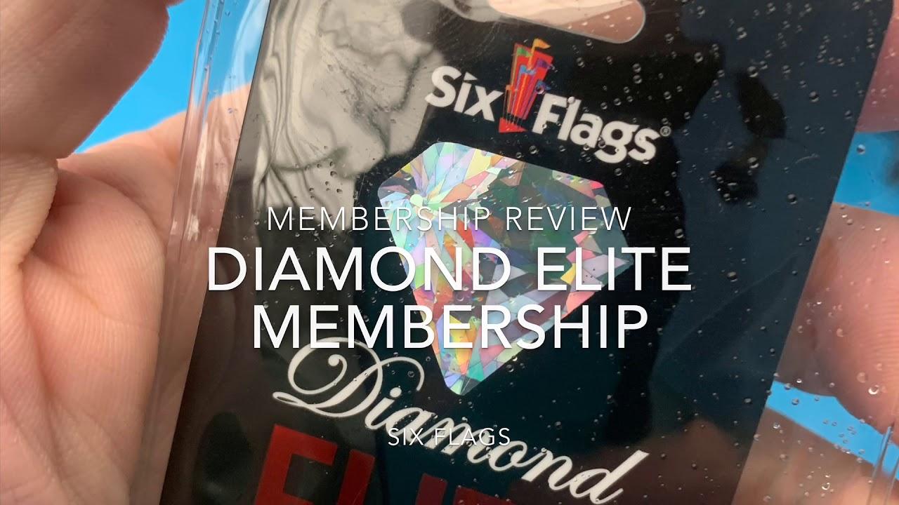 Diamond Elite Membership Review Six Flags New England