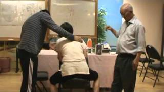 DUTLP - Chữa đau đầu gối - Thầy Lý Phước Lộc