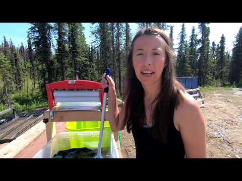 A Day at Our Off Grid Cabin   Life in Alaska