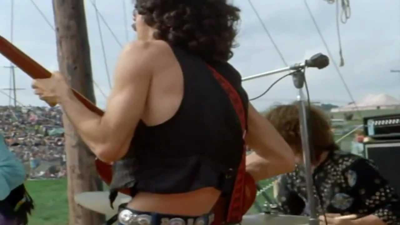 Santana - Evil Ways (Woodstock 1969)