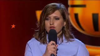 Волнение перед полуфиналом - Комик на миллион | ЮМОР ICTV