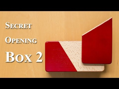 The Secret Opening Box 2