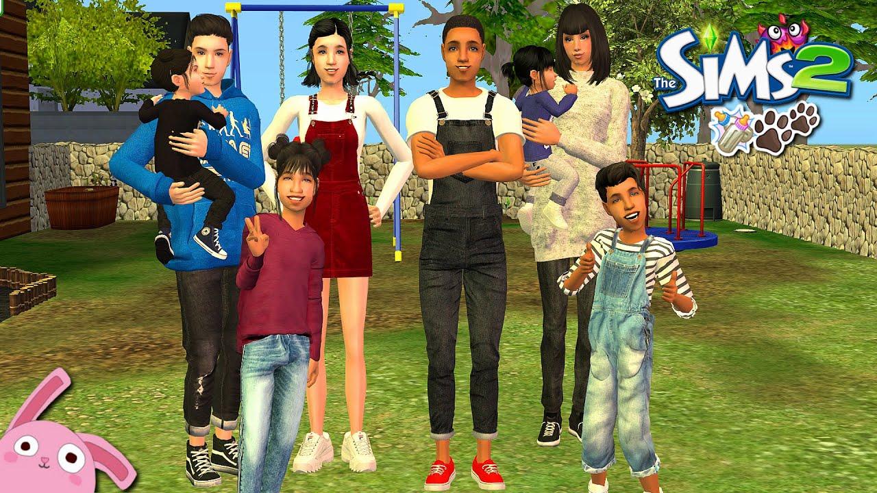 Sobrevivimos Un Día Más Reto De Los 7 Biberones Y Más Los Sims 2 Ep 26 Youtube