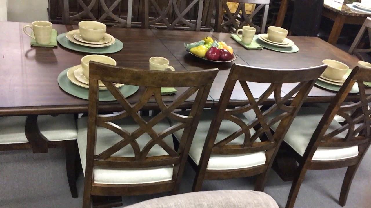 Lovely Trisha Yearwood Dining Room Group