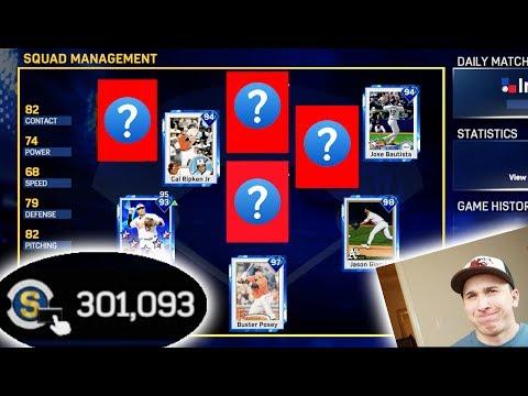 300,000 Stub Diamond Dynasty Spending Spree! MLB The Show 17!