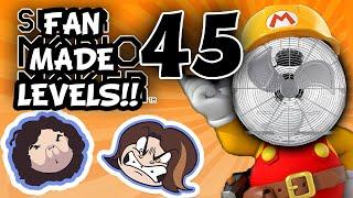 Super Mario Maker: Tricks Not Treats - PART 45 - Game Grumps