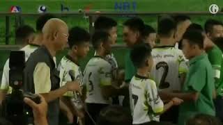 Thailand cave rescue Wild Boars soccer team and coach discharged from hospital