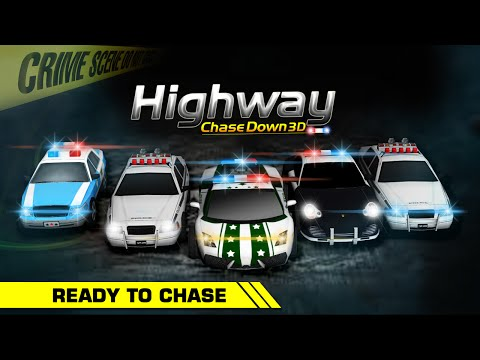 HIGHWAY CHASE DOWN 3D - Android HD Gameplay Trailer by TIMUZ