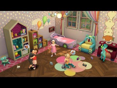 The Sims 4 อัพเดทใหม่ มีเด็กหัดเดินแล้ว! | The Sims 4 ครอบครัวใหม่