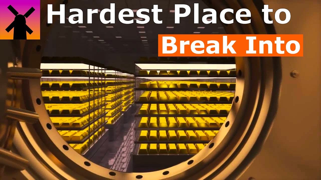what-s-the-hardest-place-to-break-into-in-the-world