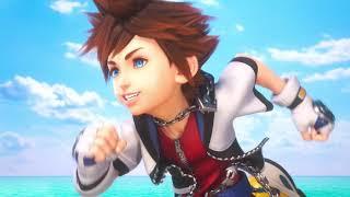 Kingdom Hearts 3 - Opening Cutscene [1080p]