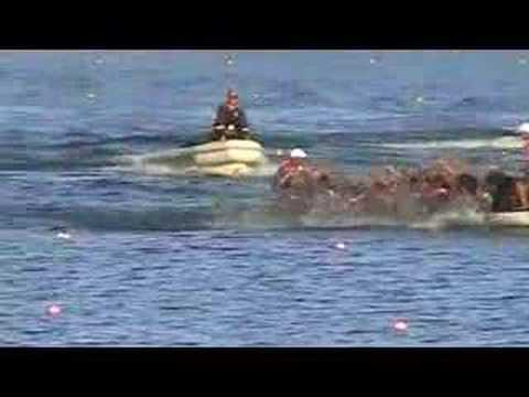 2007 Dragonboat World Champs - 500m Finals