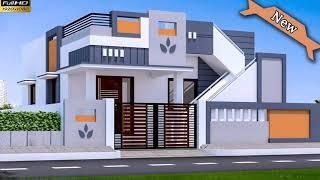 Home Elevation Design Single Floor