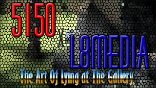 The Art Of Lying at The Gallery (Shr3ddy, Prowlin, Zoid, Coast)