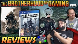 NIER AUTOMATA Review  Masterpiece or Overrated