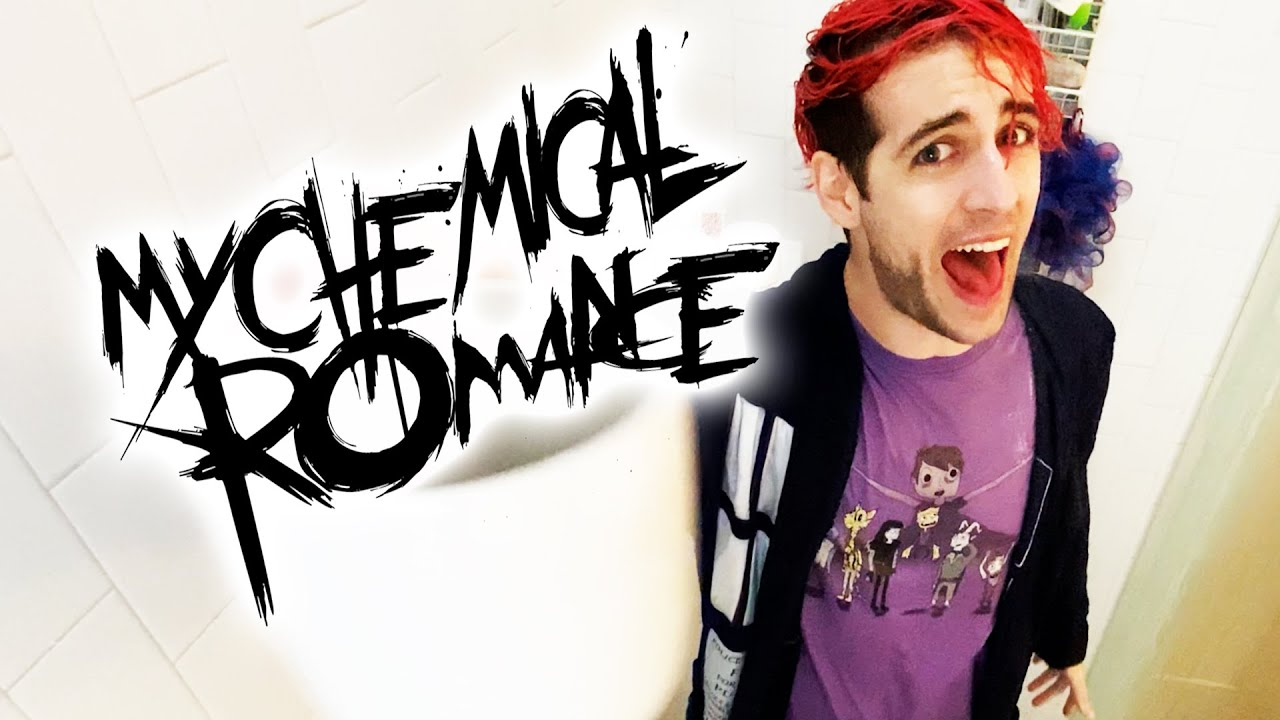 My Chemical Romance - It's Not A Fashion Statement, It's A Deathwish (Boy Hero Cover)