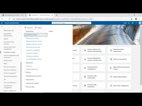 Microsoft Dynamics 365 Supply Chain Management Overview | Western Computer