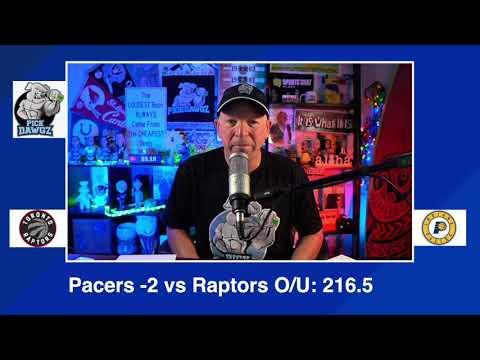 Indiana Pacers vs Toronto Raptors 1/25/21 Free NBA Pick and Prediction NBA Betting Tips