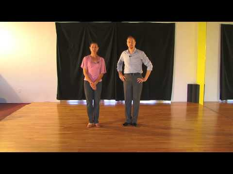 Single Time Swing Basics with Rob and Melissa