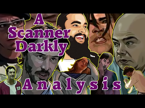 A Scanner Darkly Characters Analyzed: My Favorite Films (Full)