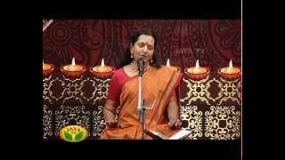 Deepa Geethangal Shoba Chandrasekhar- Diwali Special Program by Jaya Tv