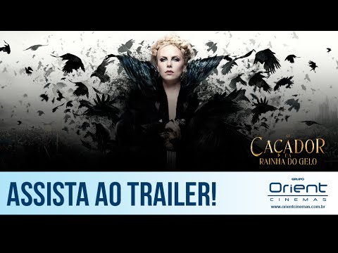 Trailer do filme A Rainha da Neve