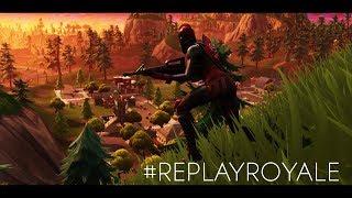 Fortnite #ReplayRoyale Edit - Rocketeer