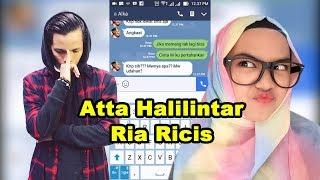 Prank Text Andika Kangen Band - GENTING    Atta Halilintar Mau di Putusin Ria Ricis (clickbait) MP3