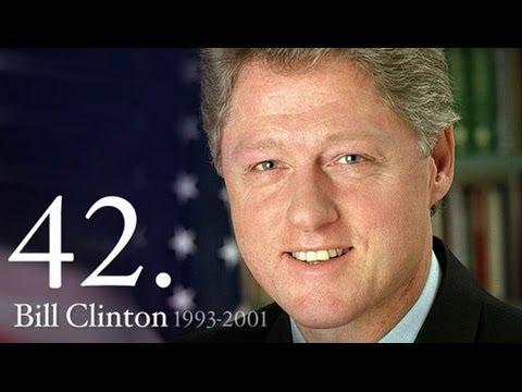 42 Bill Clinton