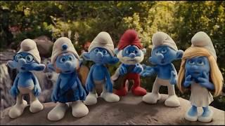 Les Schtroumpfs : Le film - Funny moments (Partie 2)