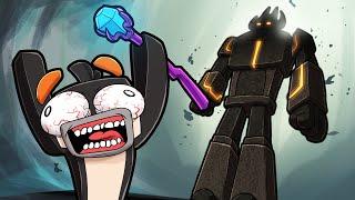 Creating LEVEL 999 Titan BOSS! (Crazy Craft)