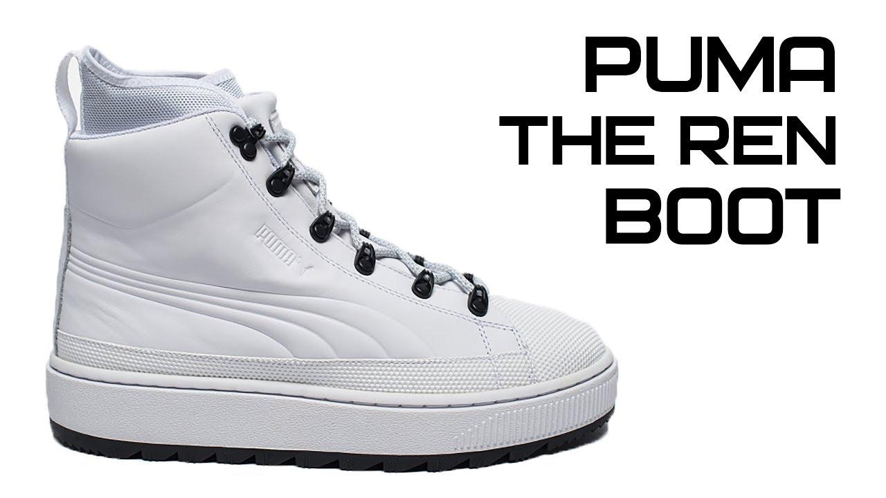 a8be0fe5953 Обзор зимних ботинок Puma The Ren Boot