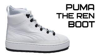 Обзор зимних ботинок Puma The Ren Boot