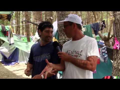 Camping de Punta del Diablo
