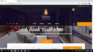 Online Hotel Reservation System Full Source Code