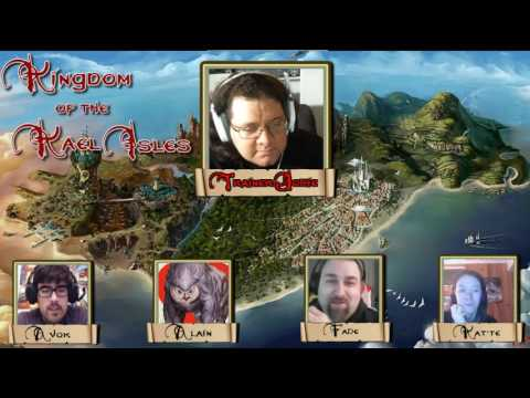 Kingdom of the Kael Isles Episode 33: The Poisoned Pool