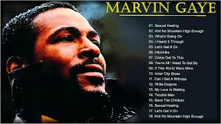 Marvin Gaye Greatest Hits 2017 | Top 20 Best Songs Of Marvin Gaye