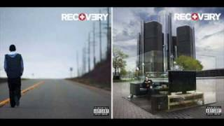 Eminem Ft. Slaughterhouse - Session One {Recovery bonus track} (Lyrics)